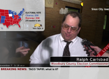 Ralph Carlsbad Interview from Write-In 2012