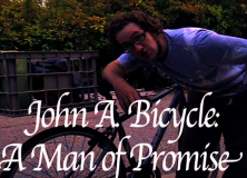 John A. Bicylce: A Man of Promise