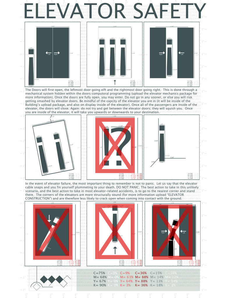 Elevator Safety Information