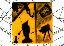 The Interview tile, inspired by Fritz Lang