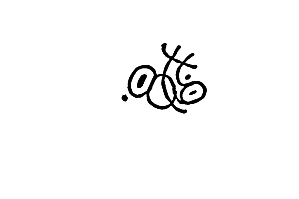 "The Fonos Logoglyph for ""Science""."