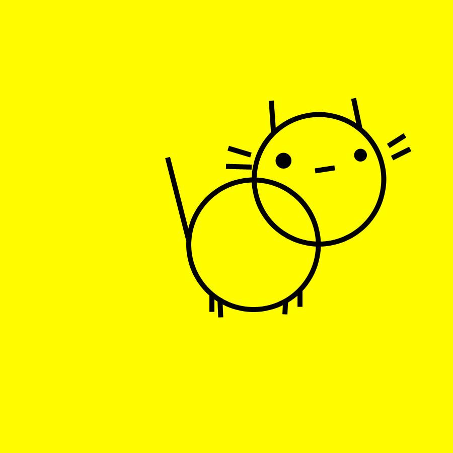 The cat-glyph