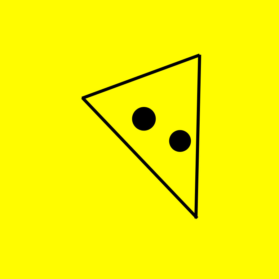 "The ""Pizza"" logoglyph."