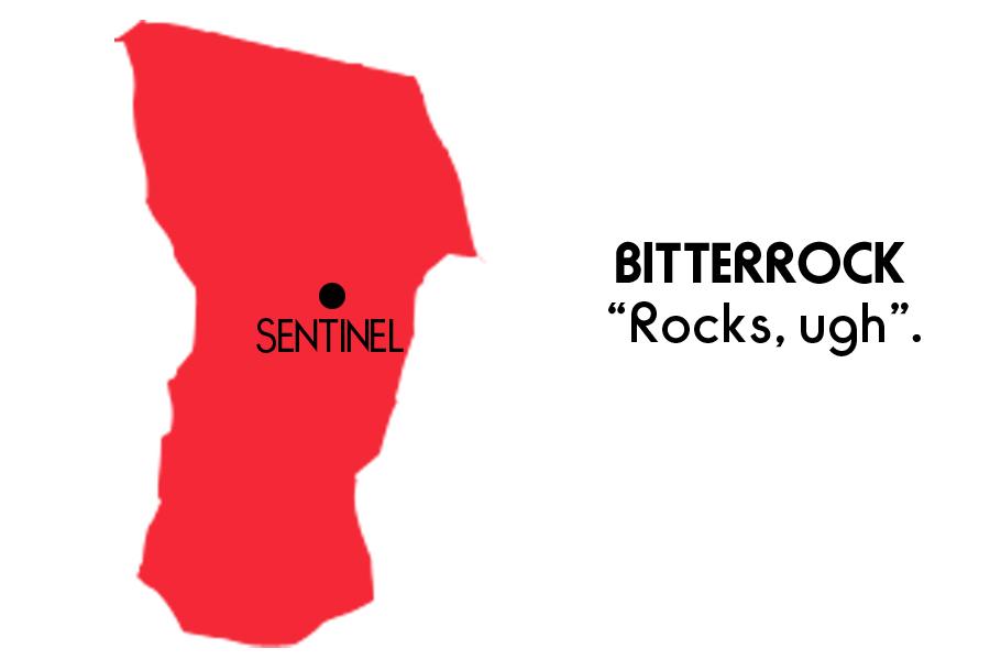 Bitterrock