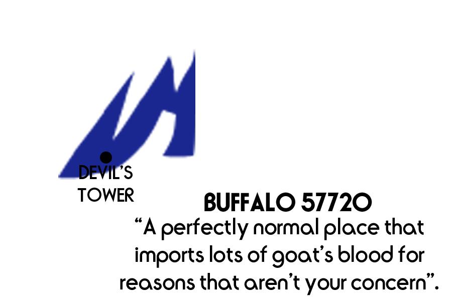 Buffalo 57720
