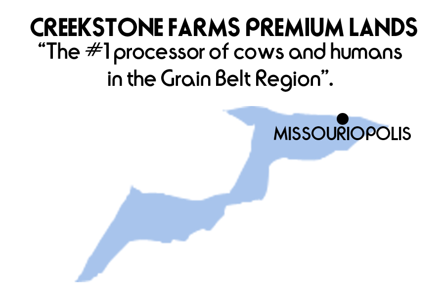 Creekstone Farms Premium Lands