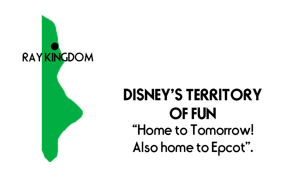 Disney's Territory of Fun