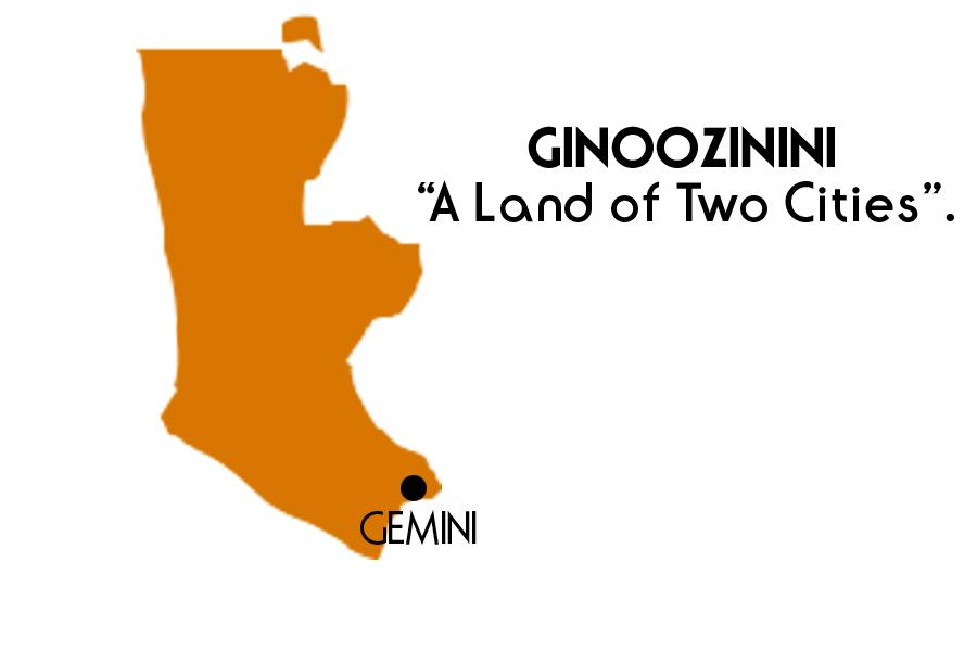 Ginoozinini