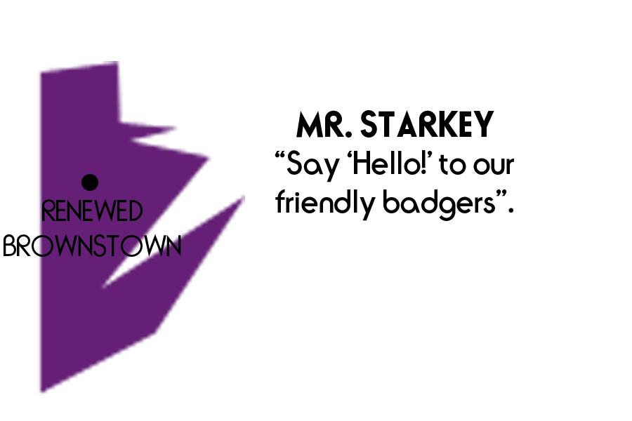 Mr. Starkey
