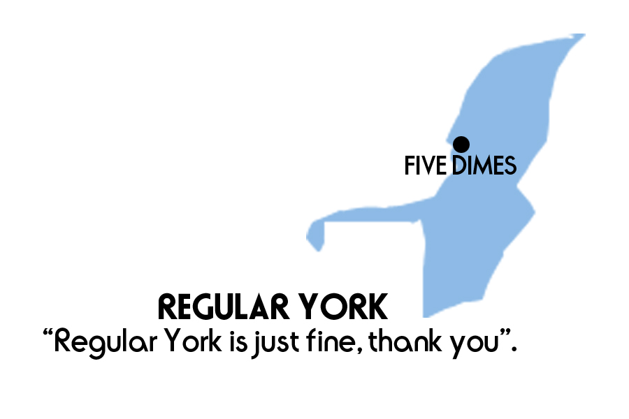 Regular York
