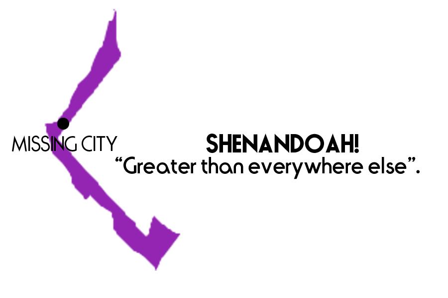 Shenandoah!