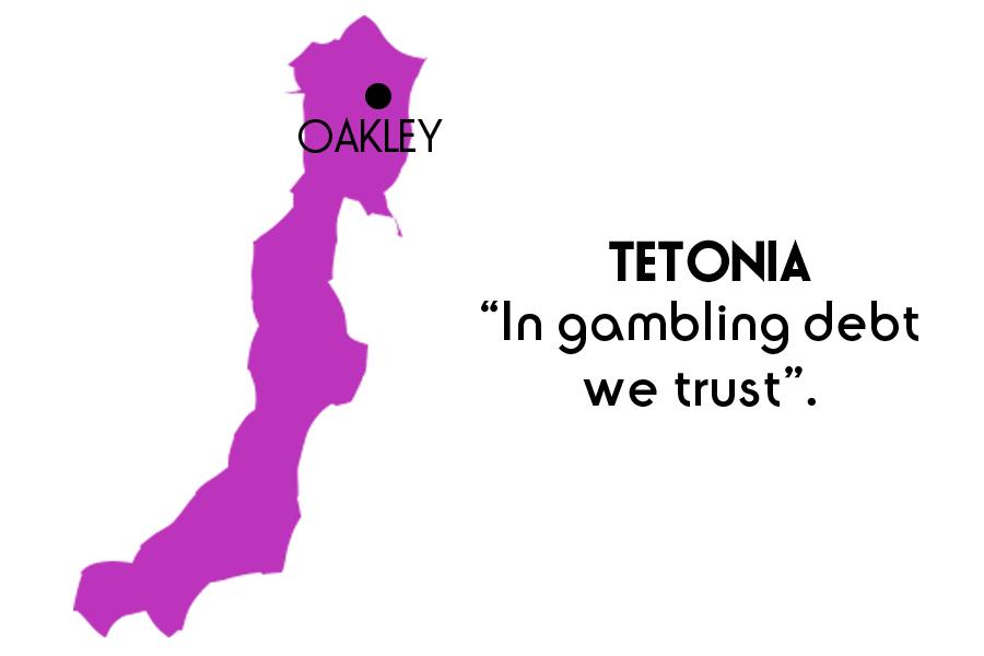 Tetonia