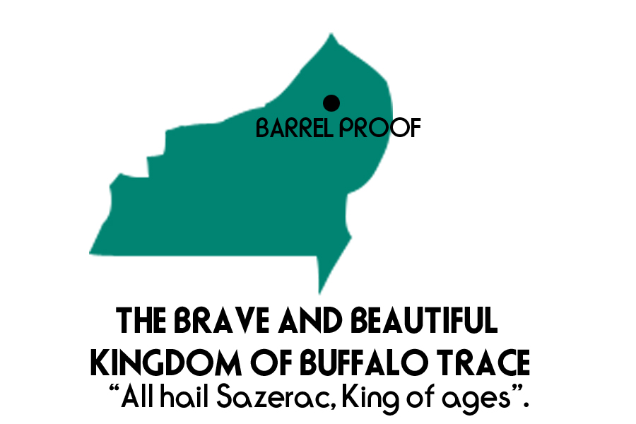 The Brave and Beautiful Kingdom of Buffalo Trace